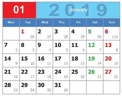 Xem âm lịch hôm nay để biết hôm nay là thứ mấy, ngày bao nhiêu?